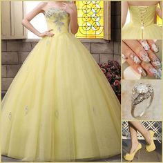 Adorable Quinceanera Dress, do you like?  Find More: http://www.imaddictedtoyou.com/