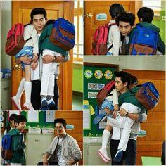 2PM(Taecyeon) oppa carry me too ☺️