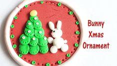 Bunny Christmas Tree Ornament // VLOGMAS DAY 21