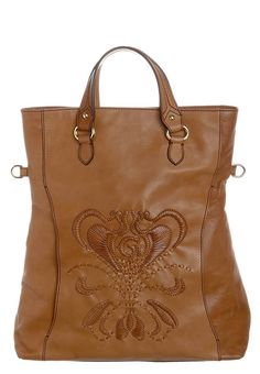Lovely Leather Bag from TO BE G, Seen at Zalando.de