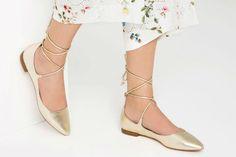 Bailarinas de punta fina colección de ZARA verano 2016. #Modalia | http://www.modalia.es/moda/zara/zapatos-zara/11604-bailarinas-punta-fina.html #zara #shoes #bailarinas