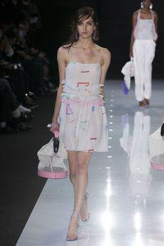 Emporio Armani Spring/Summer 2018 Ready To Wear | British Vogue