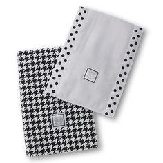 Swaddle Designs Adorable Burp Cloths