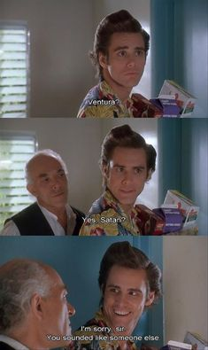 ace ventura, funny pictures