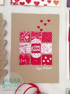 Juana Ambida Independent Stampin' Up!® Demonstrator Australia: Sending Love Suite - Sealed with Love