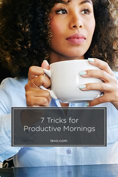 These take less than 15 minutes and won't require you to drastically alter your schedule. www.levo.com