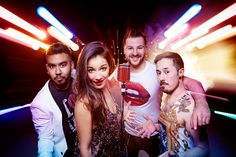 Chromatic are a young, slick and highly experienced outfit of professional musicians who guarantee to give your guest a night to remember! Party Band For Hire - Live Wedding Band   Matchbox Music