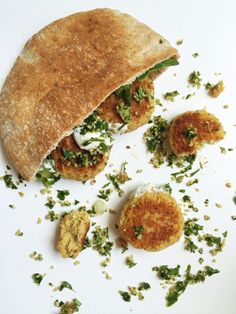 The Best Crispy Vegan Falafel