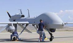 Pentágono confirma queda de um MQ-1C no Iraque