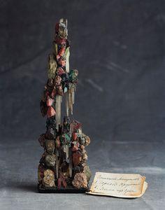 Finch & Co - A Rare Russian Mineral Spar Tower