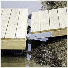 Create a DIY Floating Dock - Dock Supplies - Ladders, Bumpers, Cleats & Floating Boat Docks, Floating Dock Kits, Farm Pond, Lake Dock, Kayak Storage, Lakefront Property, Boat Lift, Build Your Own Boat, River House