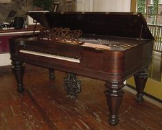 Just like mine. Good source for antique piano restoration