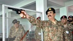"""Pakistan – Just two days after his """"across the board accountability for corruption,"""" remarks Chief of Army Staff General Raheel Sharif o..."""