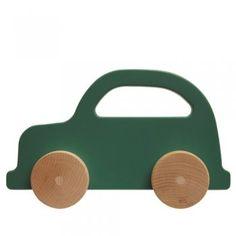 Car Push Toy - Manny & Simon  • Made in USA • CA #madeinusa