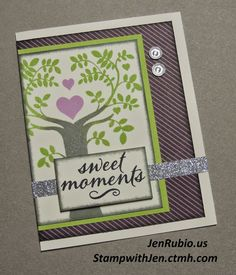 Jen's Jewel Box (CTMH with Jen Rubio): September Stamp of the Month Blog Hop!