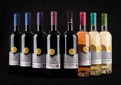 Naphegy Winery on Packaging of the World - Creative Package Design Gallery