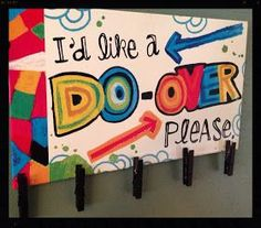 A fun way to keep students accountable for their messy work. Fantastic idea!