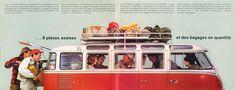 Brochure VW Combi 1962   BeCombi