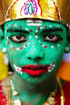 Portrait of Angal Amman | Flickr