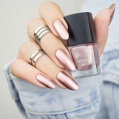 "266 Likes, 7 Comments - UR SUGAR (@ursugar_official) on Instagram: ""Ursugar metallic nail polish  item ID 39783,pink color very suitable for summer The photo is from…"""