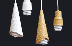 Letem světem webem: zmrzlina Alexe Garnetta Ceiling Lights, Pendant, Design, Home Decor, Decoration Home, Room Decor, Ceiling Lamp, Pendants, Ceiling Fixtures