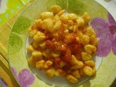 Gnocchi di patate (foto )