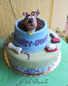 Torta Scooby Doo