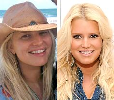 Credit: twitter.com; Jamie McCarthy/Getty Images for Jessica Simpson LEFT: on vacation in Hawaii in January 2013 RIGHT: at Macy's South Coast Plaza promoting Jessica Simpson and Jessica Simpson Girls Collections on Nov. 10, 2012 Read more: http://www.usmagazine.com/celebrity-beauty/pictures/stars-without-makeup-20122410/28026#ixzz2YPgM5Qev Follow us: @Us Weekly on Twitter | usweekly on Facebook