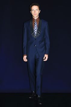 MP Massimo Piombo - Spring 2015 Menswear - Look 3 of 21 Paris Fashion, Fashion Show, Mens Fashion, Fashion Design, Latest Design Trends, How To Look Handsome, Spring Summer 2015, Spring Collection, Modern Luxury
