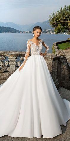 45de54593e 24 Milla Nova Wedding Dresses Collection 2017 ❤ See more  www. News 2019 -  Wedding Invitations Trends 2019 - wedding dress wedding dress lace wedding  decor ...