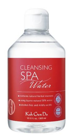 Cleansing Water ** Details can be found by clicking on the image.