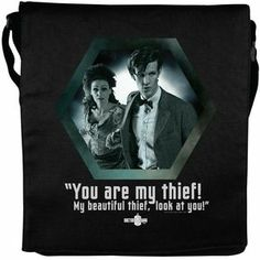 Doctor Who Wife  | Doctor Who Folder Bag - The Doctor's wife | Timelord50