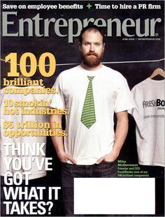 Entrepreneur, General Interest