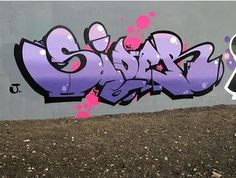 @ders_one  #graffiti #sider #bombing #vandalism #art #wall #letters #piece…