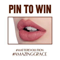 Amazing Grace - Matte Revolution Lipstick is inspired by the timeless Grace Kelly and her polished perfection.