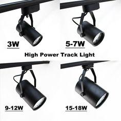 Image result for spotlight rail lighting