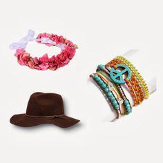 La Nena Quiere te trae los complementos de moda para los festivales. www.lanena-quiere.blogspot.com