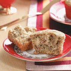 Gluten-Free Banana Nut Muffins Recipe