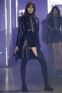 Vogue.com | Ready To Wear 2016 Fall Philipp Plein Collection