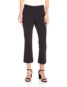 Theory Women's Erstina_Pioneer, Black, 4 -- Want to know more, click on the image.