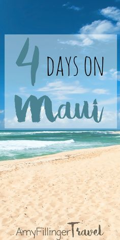 This is perfect! This 4 day Maui itinerary written by a Hawaii travel agent is the perfect way to plan a short vacation to Maui. Filled with what to do and how to make the most of your Maui trip Short Vacation, Hawaii Vacation, Maui Hawaii, Vacation Food, Vacation Packing, Beach Vacations, Vacation Resorts, Romantic Vacations, Italy Vacation