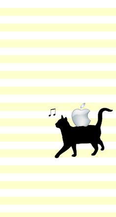 ネコの壁紙