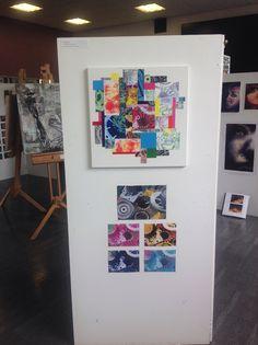 Jo Robinson, A2 Fine Art, CNC