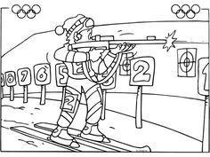 meester Henk - Olympische Winterspelen :: olympischewinterspelen Kids Olympics, Winter Olympics, Coloring Sheets, Coloring Pages, Winter Olympic Games, Physical Education Games, Kids Church, Coloring For Kids, Winter Sports