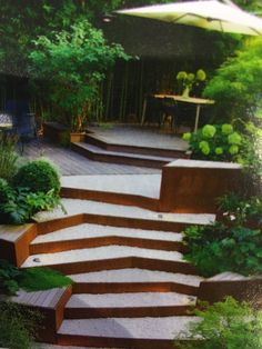 Image result for painterly hillside gardens #residentiallandscapearchitecture