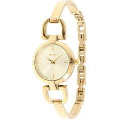 Love this delicate DKNY watch.