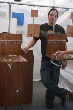 Mike and Mary Jewelry by renegadecraftfair, via Flickr