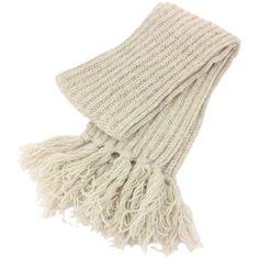 LoudElephant Chunky Wool Knit Leg Warmers
