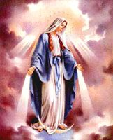 Our Lady is God