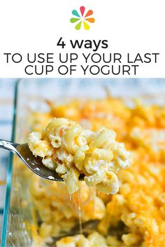 Yogurt can easily be incorporated into a balanced breakfast, lunch, or dinner, and by itself it makes for a tasty snack or dessert. #yogurtrecipes #everydayhealth   everydayhealth.com